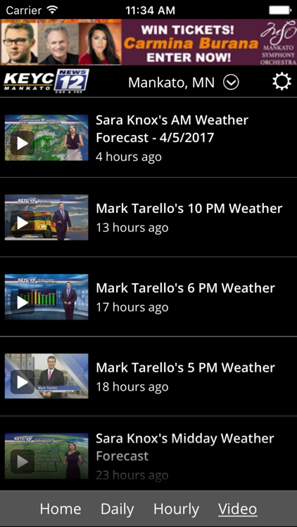 KEYC News 12 Weather