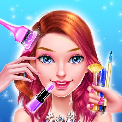 High School Date Makeup Artist iOS App