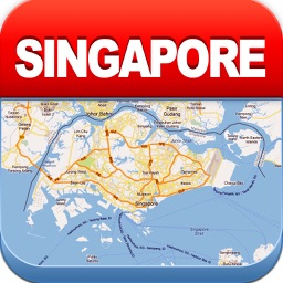 Singapore Offline Map, Metro