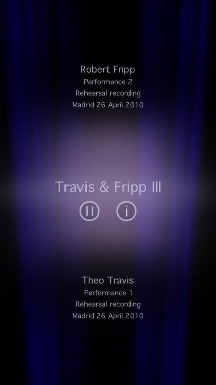 Travis & Fripp III screenshot-0