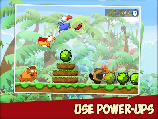 Скачать игру Dino Rush Race