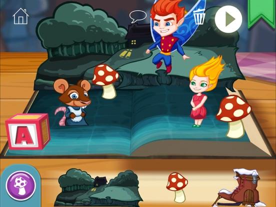 StoryToys Thumbelina Screenshots