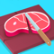 App Icon for Food Cutting App in United States App Store