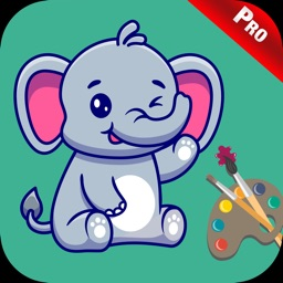 Animal Coloring Book Kids Apps