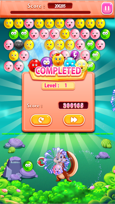 Bubble Shooter 2018 Edition screenshot four