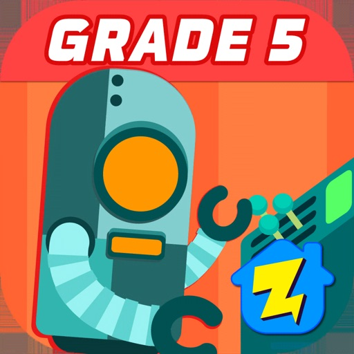 Download 5th Grade Math: Fun Kids Games free for iPhone, iPod and iPad