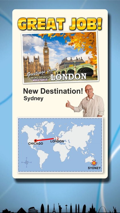 Word Search World Traveler screenshot-4