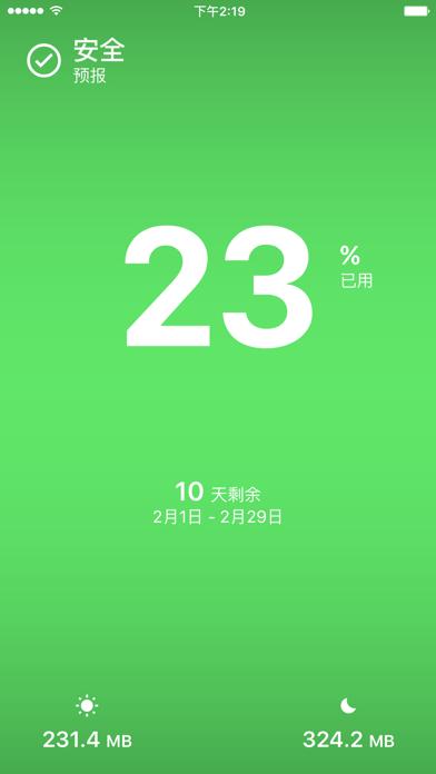 DataMan 中国 - 日间夜间流量监控のおすすめ画像1