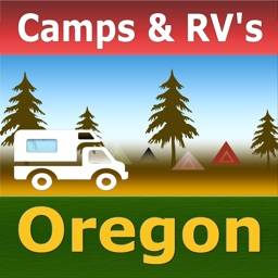 Oregon – Camping & RV spots