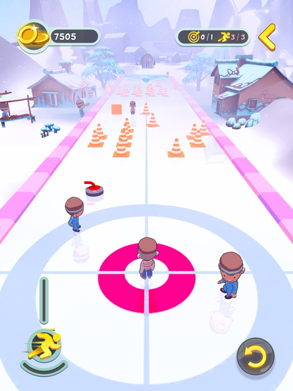 Screenshot 4 Curling Buddies