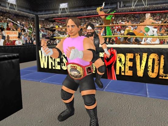 Wrestling Empire screenshot 8