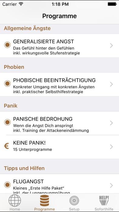 FreiLebenScreenshot von 2