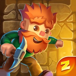 Dig Out! Gold Miner Adventure