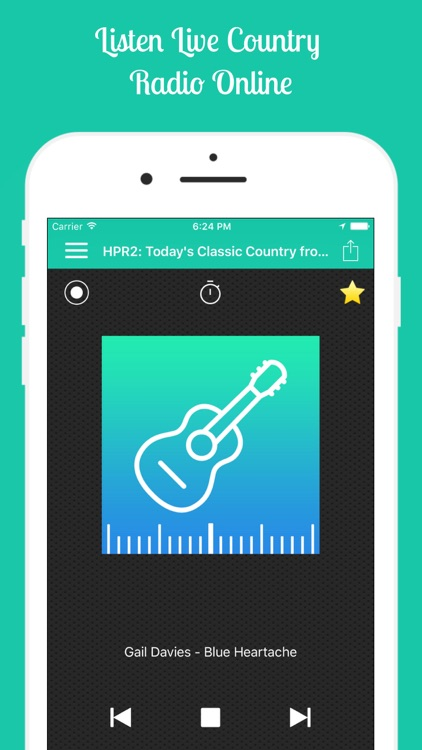 Country Radio - Country Music screenshot-3