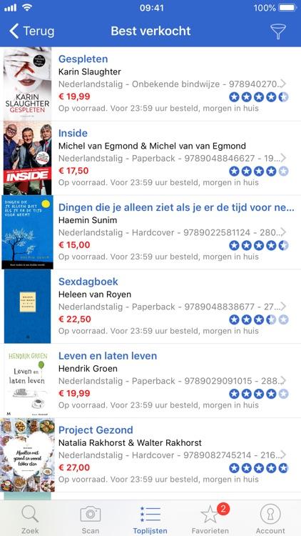 Zoek & Scan-app voor bol.com screenshot-4