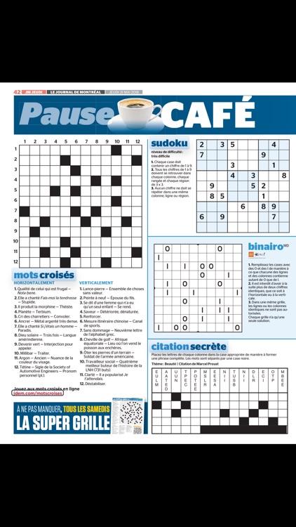 Journal de Montréal – EÉdition screenshot-8