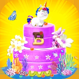 Cake world chef – cooking game