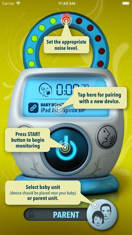Safe Baby Monitor Pro