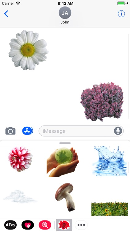 Best Nature Stickers Pack