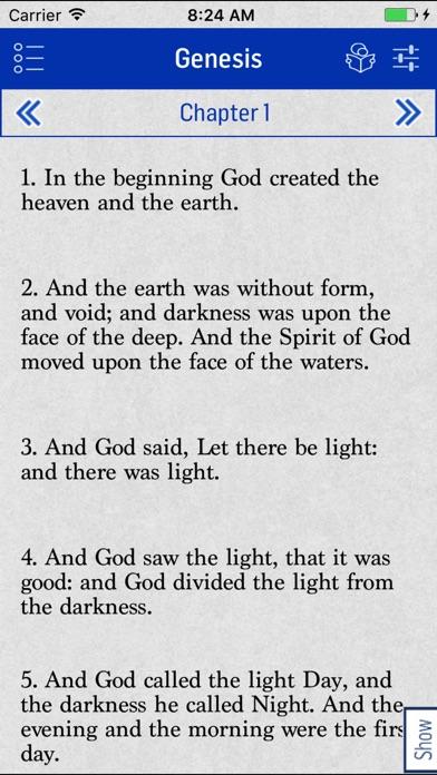 Bible - The Reading Corner Скриншоты3
