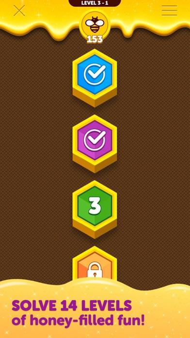 Hexa Buzzle screenshot 5