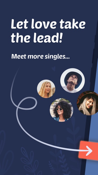 LoveAgain - Dating App Screenshot