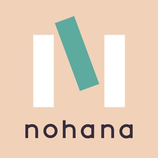 フォトブック簡単無料作成:ノハナ(nohana)