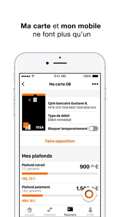 Orange Bank screenshot-3