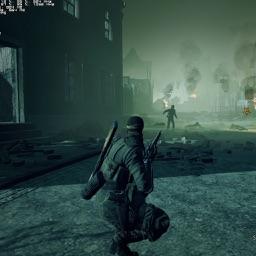 Zombie Sniper-FPS Frontier War