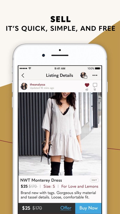 Download Poshmark: Buy & Sell Fashion for Android