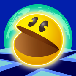 Ícone do app PAC-MAN GEO