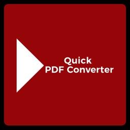Quick PDF Converter -