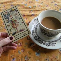 Tarot Cards Reading.