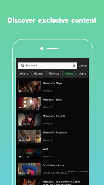 JOOX Music screenshot-4