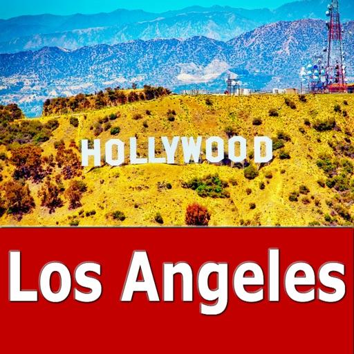 Los Angeles (California) Map