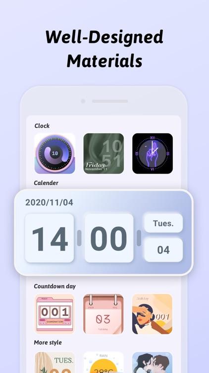 Widget Art-Themes Icon Changer screenshot-4