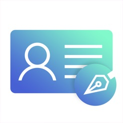 Business card logo maker on the app store business card logo maker 4 colourmoves