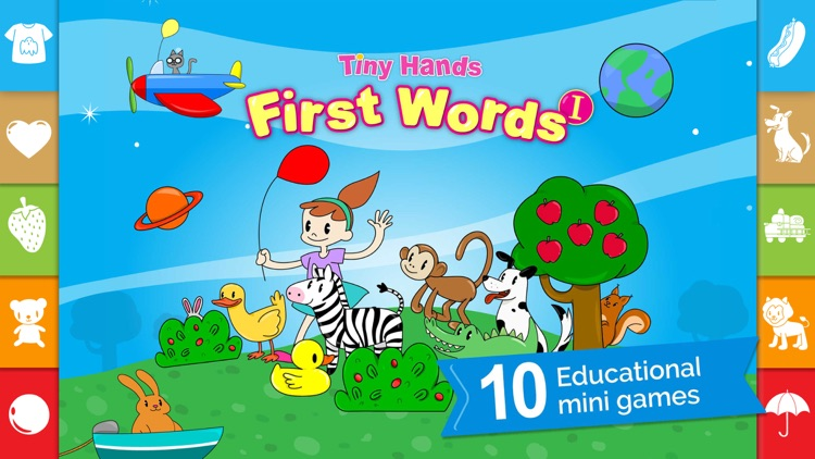 First words learn to read full