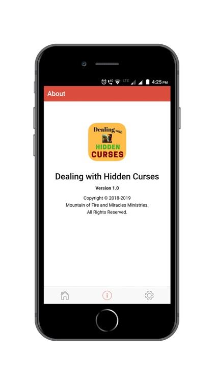Dealing with Hidden Curses screenshot-5