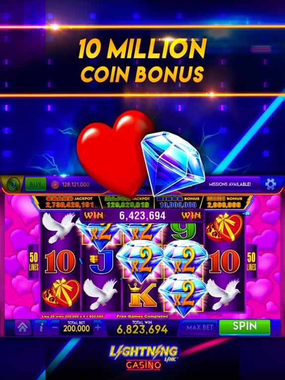 Lightning Link Casino Slots screenshot 5