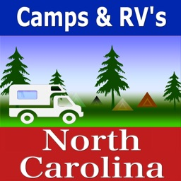North Carolina – Camps & RV's