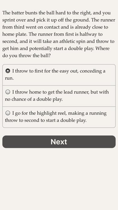The Fielder's Choice screenshot 5