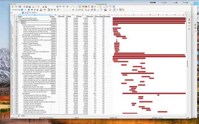<b>LibreOffice</b> and related <b>apps</b>