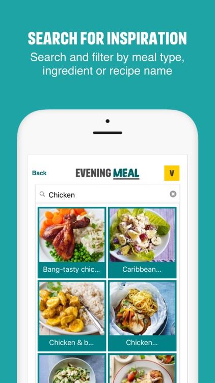 NHS Easy Meals