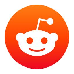 Ícone do app Reddit
