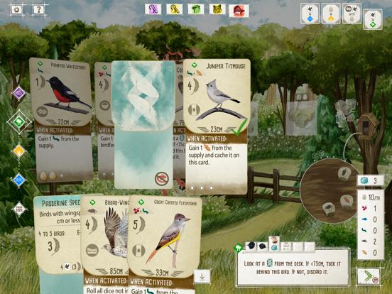 Wingspan: The Board Game screenshot 10