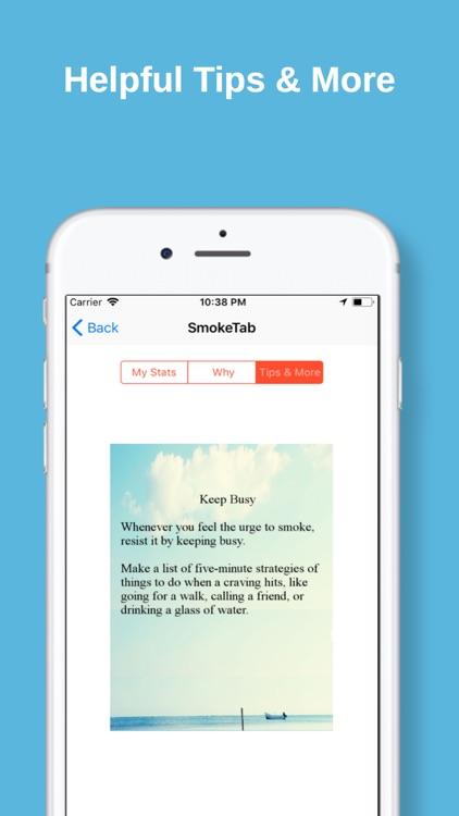 SmokeTab screenshot-4