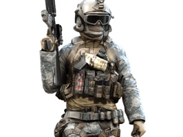Military Set Stickers