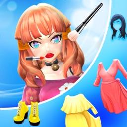 3D Doll makeover