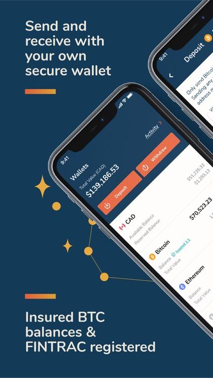 Bitbuy: Buy Bitcoin Canada screenshot-3